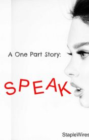 Speak by StapleWires
