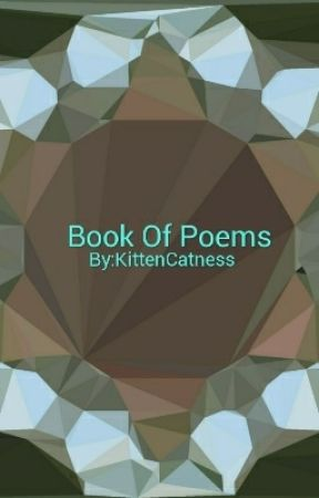 Book Of Poems by KittenCatness