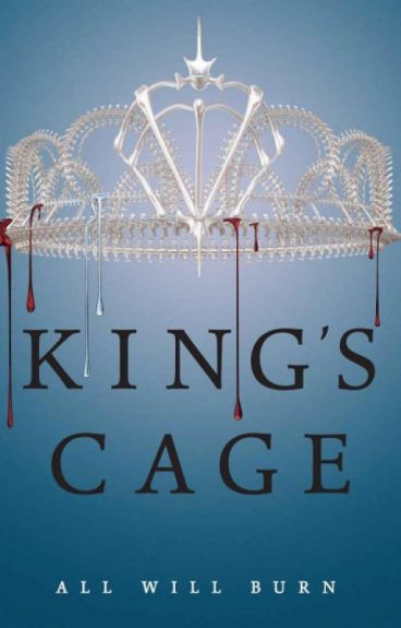 King's Cage (A Red Queen Fanfiction)