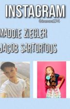 Instagram (Maddie Ziegler Y Jacob Sartorius) by DanceMoms12346