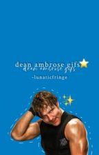 dean ambrose GIFs by -lunaticfringe