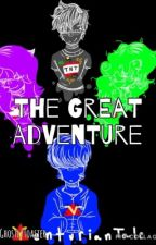 The Great Adventure (A Venturiantale Tale) by TheRabbitWolf