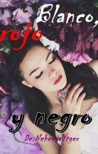 Blanco, Rojo y Negro by JouskaSerendi