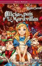 Alicia en el país de las maravillas   by SebastianGutierrez03
