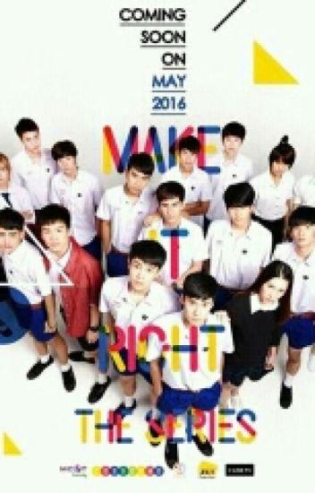 Make It right (Boys love)