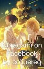 Noragami on Facebook by colibereq