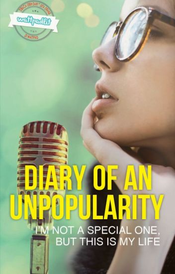 Diary Of An Unpopularity