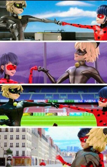 Tras Las Máscaras - Ladybug - Marichat/Ladynoir/Adrienett/Ladrien
