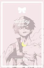 Destiny || Todoroki x Reader [Major Editing / Hiatus] by suwooshi