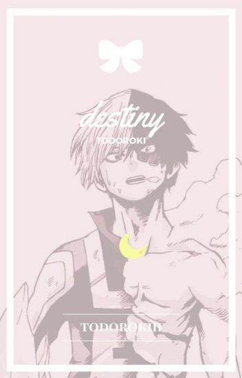 Destiny || Todoroki x Reader [Major Editing / Hiatus]