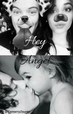 Hey Angel || H.S by CamarryZauren