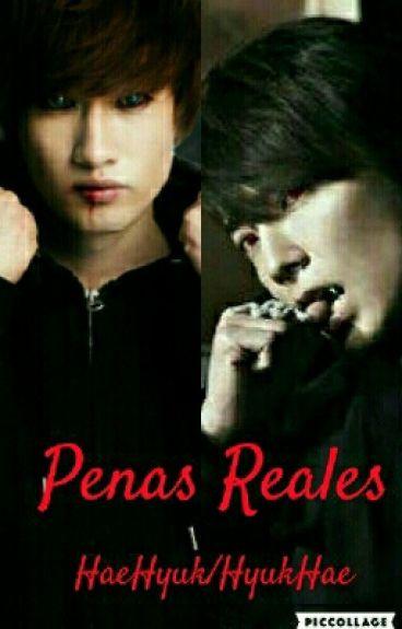 Libro *2* - Penas Reales  [HaeHyuk/Eunhae] [Adapt.]