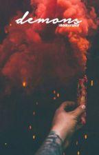 Demons • Leonard Snart  by Hircines
