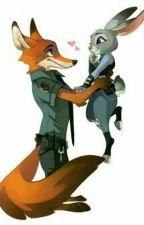Judy And Nick  by TheMostAwesomeGamer