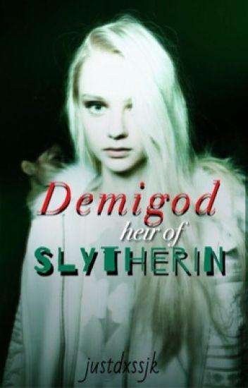 Semidiosa en Hogwarts ¡¿Semidiosa & Bruja?!