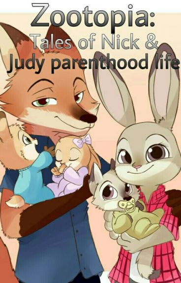 Zootopia: Tales Of Nick & Judy Parenthood Life
