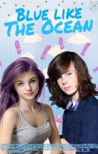 Blue Like The Ocean | Chandler Riggs by Bittersweettears-