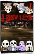 A New Life   (SLOW UPDATES) by XxAngel_SkyxX