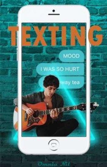 Texting with Brad Simpson