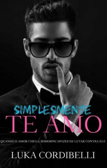 Simplesmente Te Amo (Romance Gay)