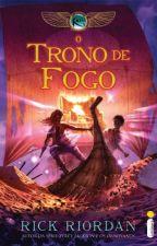 O Trono De Fogo by karolinaantt