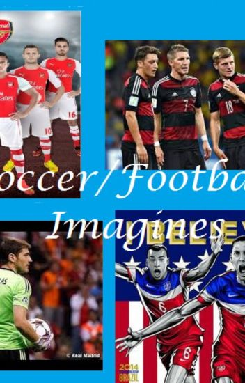 Soccer/Football Imagines (Part 2)