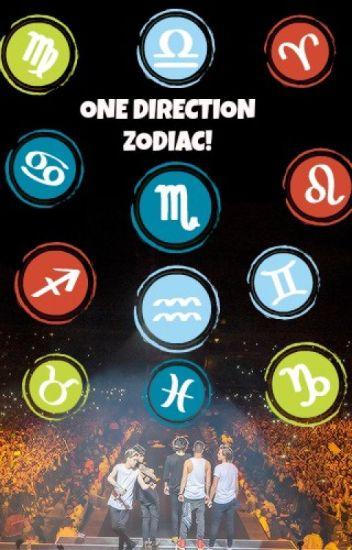 One Direction Zodiac!