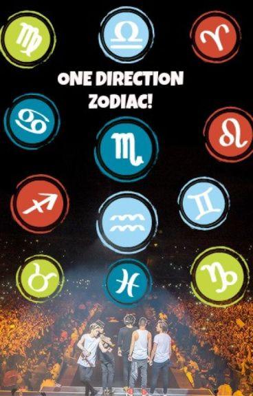 One Direction Zodiac! #Wattys2016