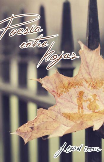 Poesía entre hojas