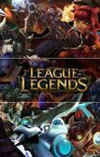 League Of Legends Pelea Forma Stickman