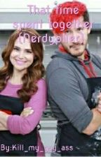 That time spent together (Rosanna pansino x markiplier)  by Kit_Kat_the_Cookie