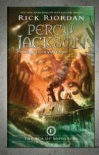Percy Jackson E O Mar De Mostros by Danilo546