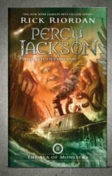 Percy Jackson E O Mar De Mostros