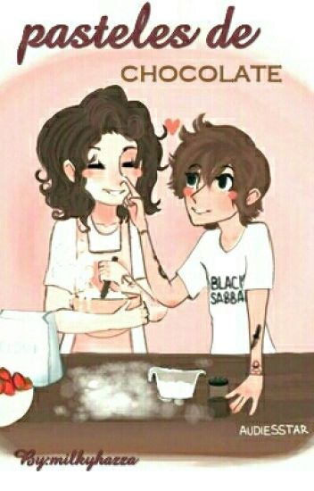 pasteles de chocolate; larry.