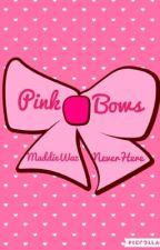 Pink Bows (JenXSky)(Jadam)  by MaddieWazNeverHere
