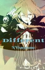 Different (KHR Fanfic) by NVismyname