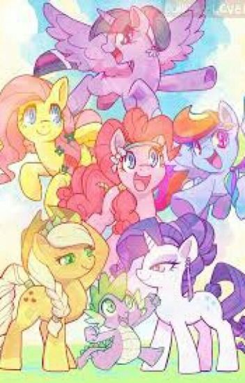 Saving Friendship (Mlp Fanfic)