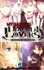 MY SADISTIC VAMPIRE    //Diabolik Lovers Owari No Seraph Danganronpa// by LeannyHyakuya
