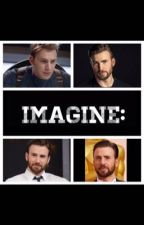 Chris Evans Imagines by Aidanturnerimagines