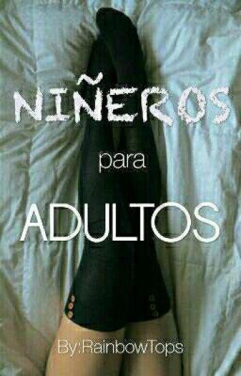 *NIÑEROS PARA ADULTOS* Morena_Lanci #PremiosRubencio