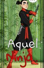 Aquel Ninja...[Pucca] |Garu Y Tu| by MatrixNight