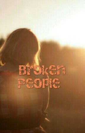 Broken People (Writing And Editing) by shineypoetry0902