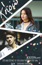 I Know (EXO Sehun & EXID Junghwa) by EXIDslays