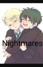 Nightmares - Drarry Fanfic  by Me_Is_Cool