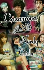 Casanova And Nerdy Girls (On-going) by Pinkezelle