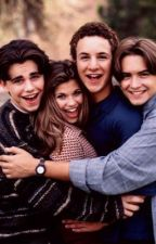 Boy Meets World...Shawn Love Story by tvdsalvitore