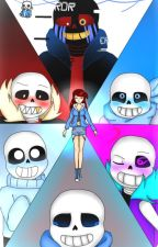 My Story From Underground (Undertale + AU) [CZ] by Cake_love10
