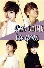 I'm going to you. by Namu_Soo