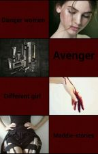 Avenger  by Maddie-stories