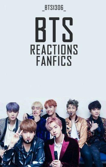 BTS реакции, фанфики и приколы